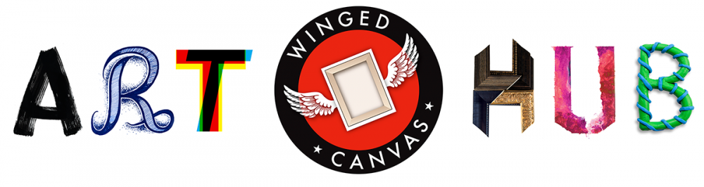 Winged Canvas Art Hub